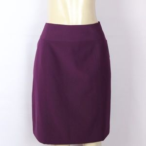 BRAND NEW WORTHINGTON PURPLE PENCIL SKIRT 18